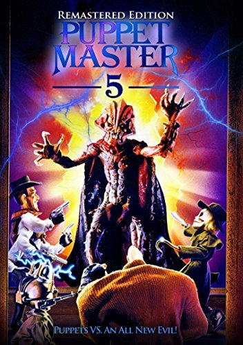 Puppet Master 5 Currie West DVD R