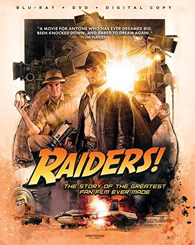 Raiders Story Of The Greatest Fan Film Ever Made Raiders Story Of The Greatest Fan Film Ever Made Blu Ray DVD Dc Nr