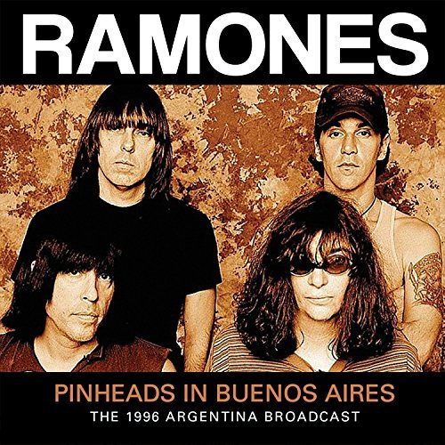 Ramones Pinheads In Buenos Aires
