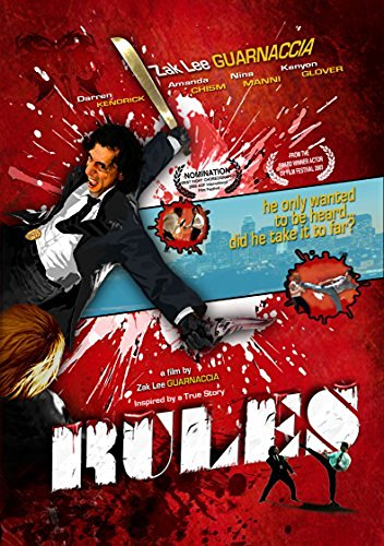 Rules Rules DVD Nr