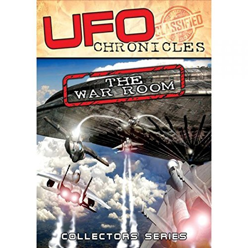 Ufo Chronicles The War Room Ufo Chronicles The War Room DVD Nr