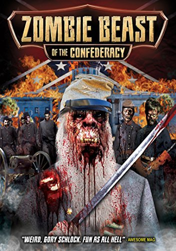 Zombie Beast Of The Confederacy Zombie Beast Of The Confederacy DVD