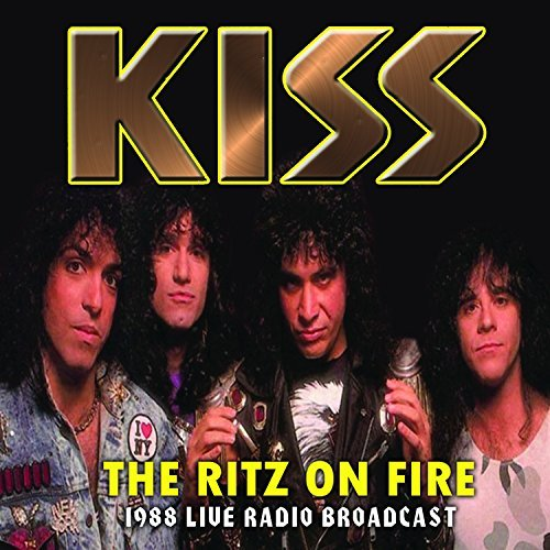 Kiss The Ritz On Fire