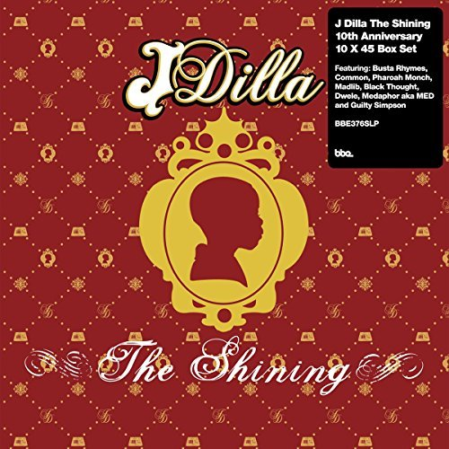 J Dilla Shining Box Set
