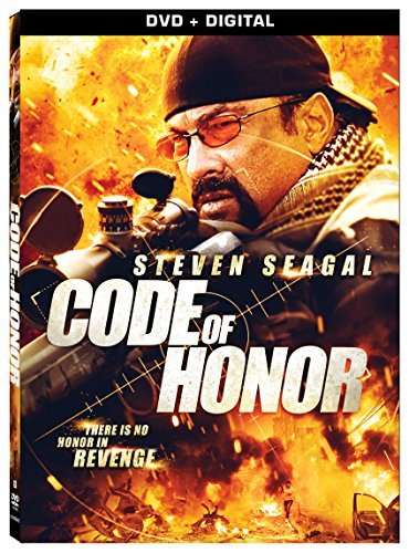 Code Of Honor Seagal Mattsson DVD Dc R