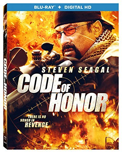 Code Of Honor Seagal Mattsson Blu Ray Dc R
