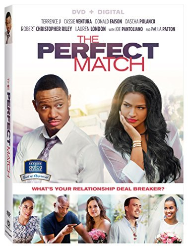 Perfect Match Jenkins Ventura DVD Dc R