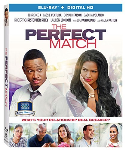 Perfect Match Jenkins Ventura Blu Ray Dc R