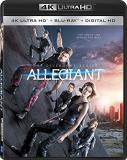 Divergent Allegiant Woodley James 4k Blu Ray 4k Pg13