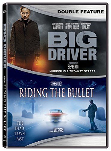 Big Driver Riding The Bullet Stephen King Double Feature DVD R