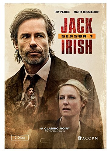Jack Irish Season 1 DVD