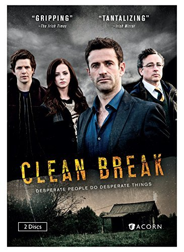 Clean Break Season 1 DVD