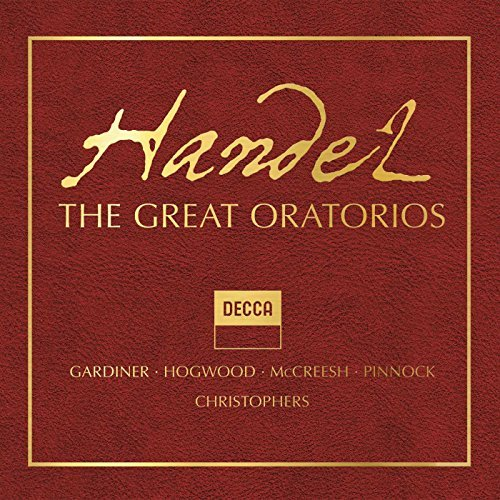 Handel The Great Oratorios Handel The Great Oratorios 41 CD