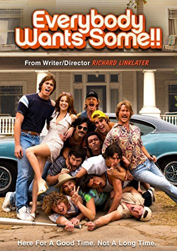 Everybody Wants Some Jenner Hoechlin Guzman DVD R