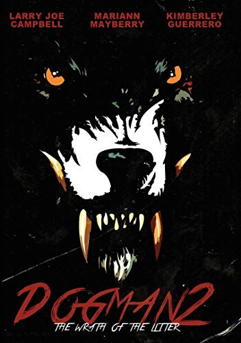 Dogman 2 Wrath Of The Litter Dogman 2 Wrath Of The Litter DVD Nr
