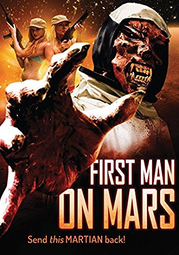 First Man On Mars First Man On Mars DVD Nr