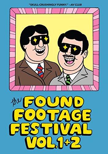 Found Footage Festival Volume 1 & 2 DVD