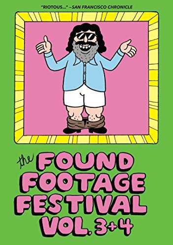 Found Footage Festival Volumes 3 & 4 DVD