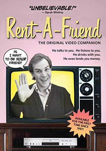 Found Footage Festival Rent A Friend DVD
