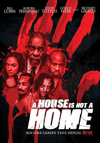 House Is Not A Home Grieco Cobbs DVD Nr