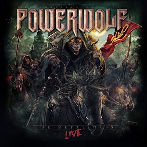 Powerwolf Metal Mass (live) (2xdvd W Bonus Cd) Incl. DVD