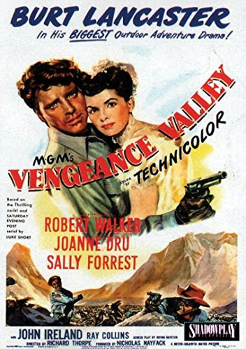Vengeance Valley Lancaster Walker DVD Nr