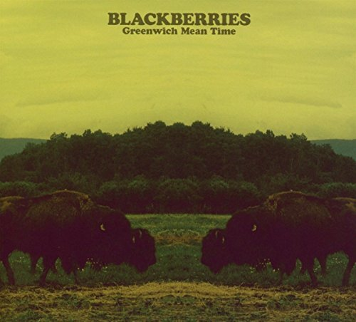 Blackberries Greenwich Mean Time