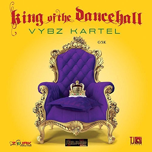 Vybz Kartel King Of The Dancehall