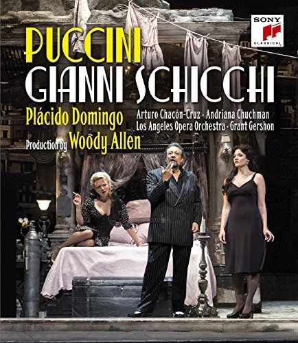 Placido Puccini Domingo Gianni Schicchi