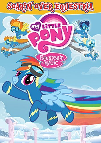 My Little Pony Friendship Is Magic Soarin' Over Equestria DVD