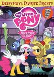 My Little Pony Friendship Is Magic Everypony's Favorite Frights DVD