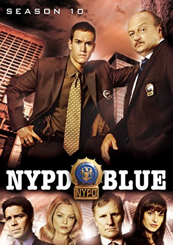 Nypd Blue Season 10 DVD