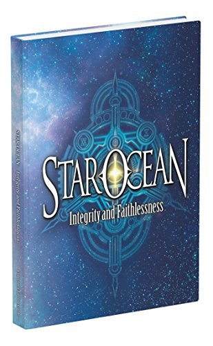 Joseph Epstein Star Ocean Integrity And Faithlessness Prima Collector's Ed