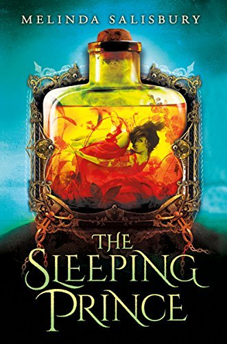 Melinda Salisbury The Sleeping Prince A Sin Eater's Daughter Novel