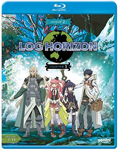 Log Horizon 2 Collection 1 Log Horizon 2 Collection 1
