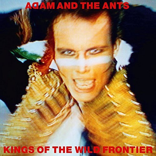 Adam & Ants Kings Of The Wild Frontier (super Deluxe)