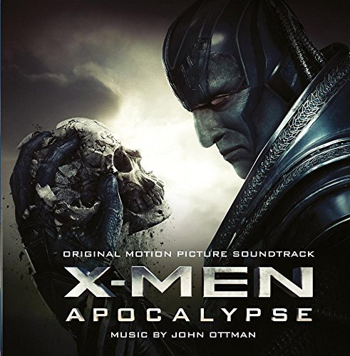 X Men Apocalypse Score Music By John Ottman