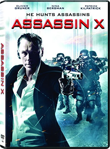 Assassin X Assassin X DVD Nr