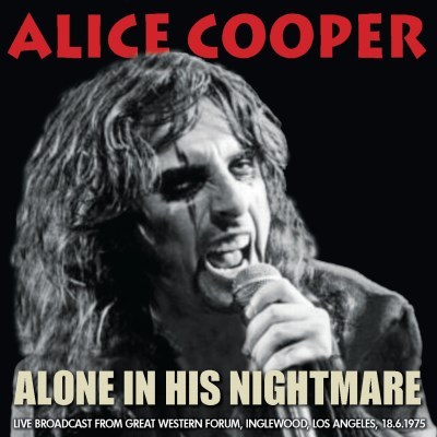 Alice Cooper Alone In His Nightmare Import Gbr