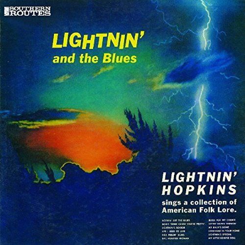Hopkins Lightnin' Lightnin' & The Blues