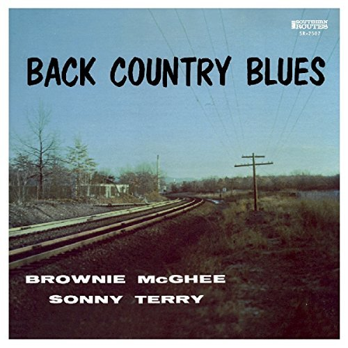 Mcghee Brownie Feat. Sonny Terry Back Country Blues