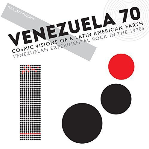 Soul Jazz Records Presents Venezuela 70