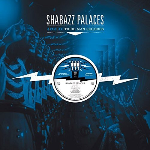 Shabazz Palaces Live At Third Man Records