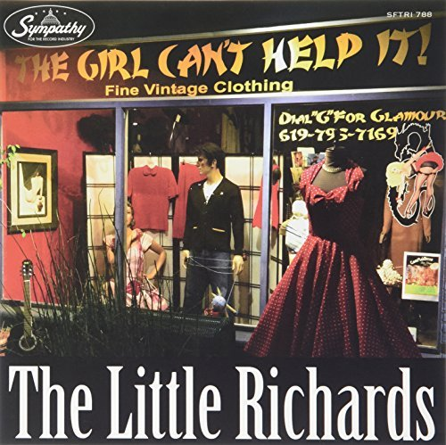 Little Richards Girl Can't Help It