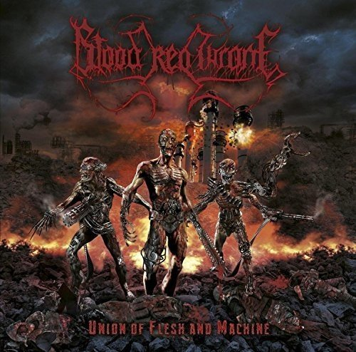 Blood Red Throne Union Of Flesh & Machine