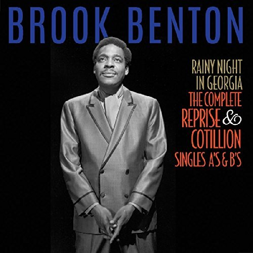 Brook Benton Rainy Night In Georgia The Complete Reprise & Cotillion Singles A's & B's 2cd