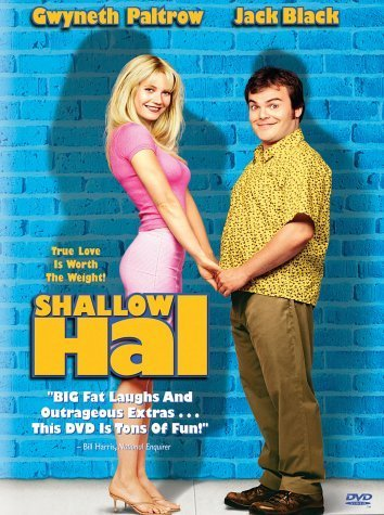 Shallow Hal Paltrow Black