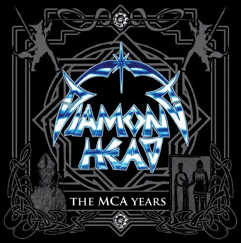 Diamond Head Mca Years Import Gbr 3 CD