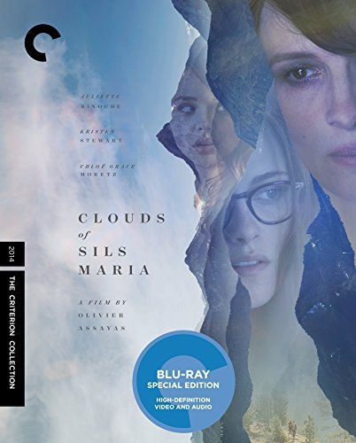 Clouds Of Sils Maria Binoche Stewart Moretz Blu Ray R Criterion