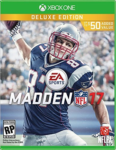 Xbox One Madden Nfl 17 Deluxe Edition